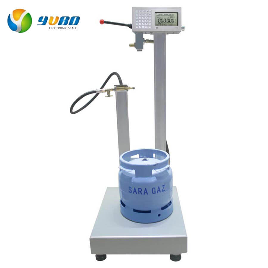 LPG Gas Filling Scale