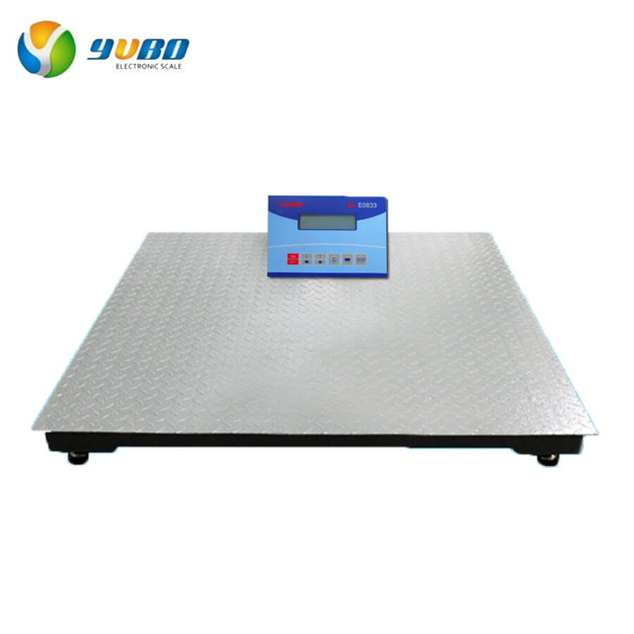 Explosion Proof Floor Weighing Scales with Indicator