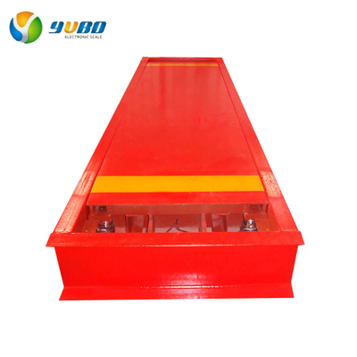 FA series fixed truck axle weigher
