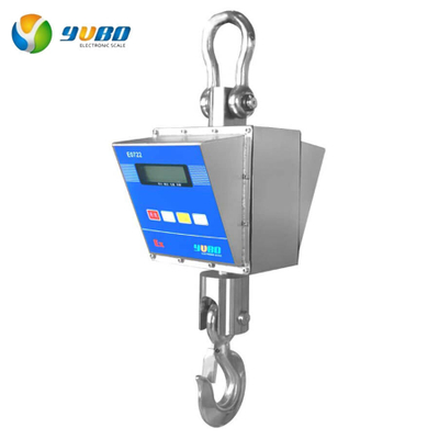 Explosion Proof Stainless Steel Crane Scale